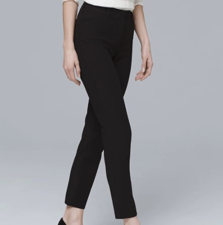 Comfort Stretch Slim Ankle Pant