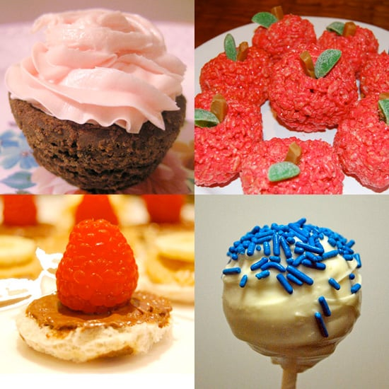 Homemade Spring Desserts For Kids