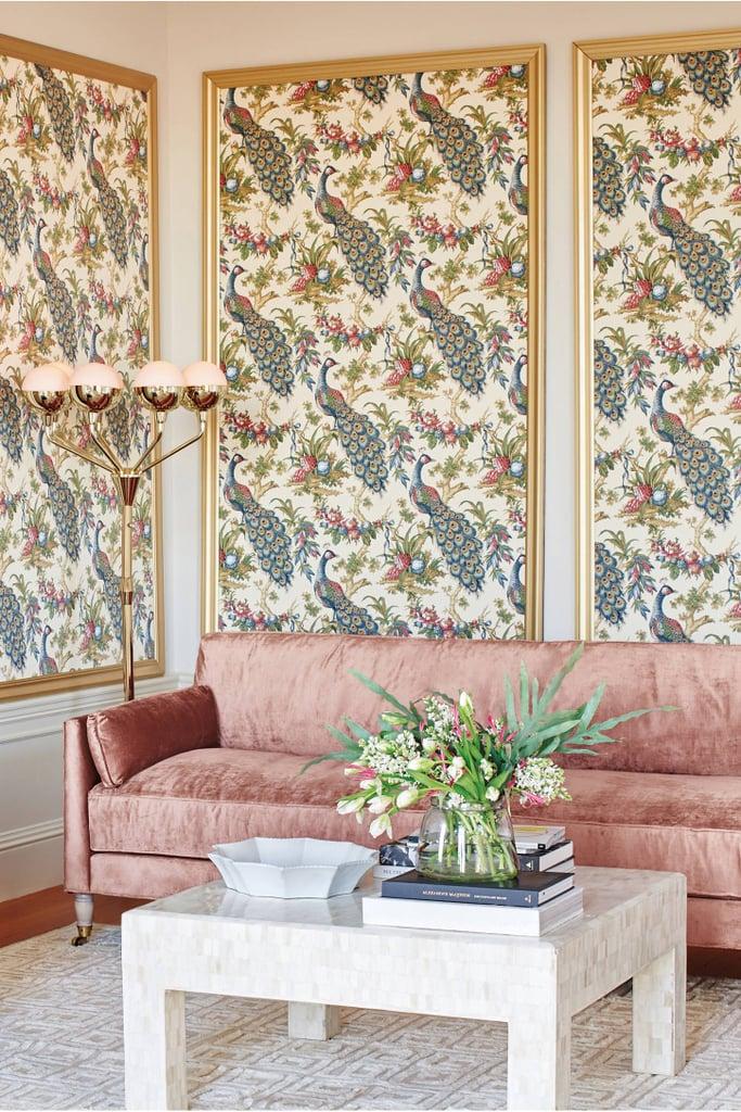 slub velvet leonelle sofa