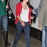 Kristen Stewart Touches Down in Sydney Ahead of Tomorrow's SWATH Premiere