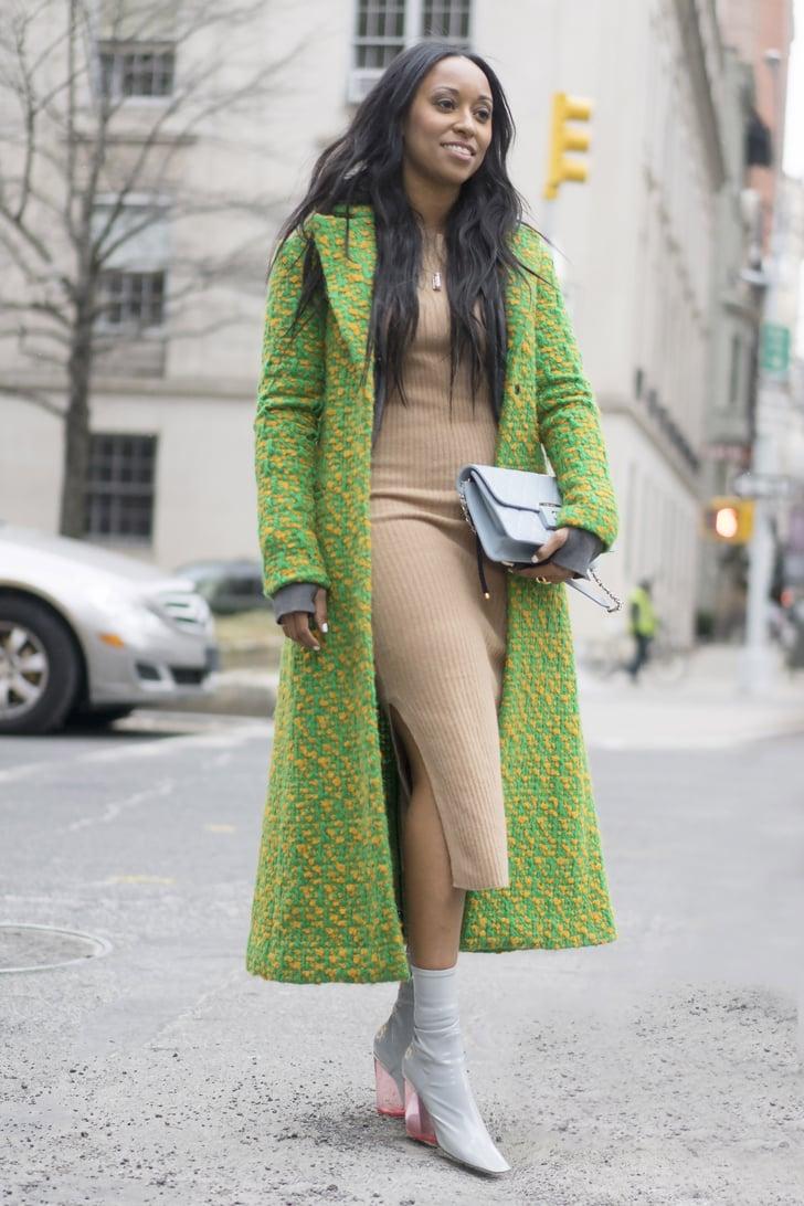 Street Style Bei Der New York Fashion Week Februar 2016 New York Fashion Week Street Style