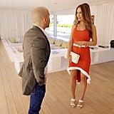 Shop Selling Sunset: Chrishell's Esteban Cortazar Ribbed Tank Dress