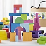 For 2-Year-Olds: Bucket O' Bright Blocks