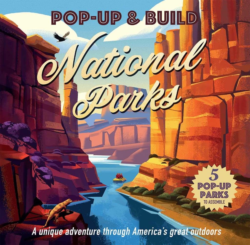 Pop-Up & Build: National Parks