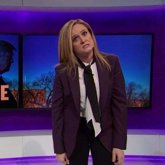 Samantha Bee on Trumpcare Loss