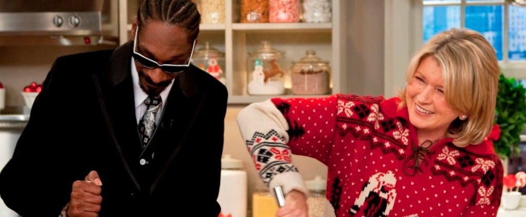 Martha Stewart and Snoop Dogg's Cooking Show Will Return For a Second Season