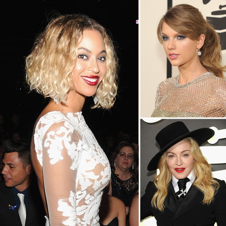 Grammys 2014 Hair and Makeup on the Red Carpet