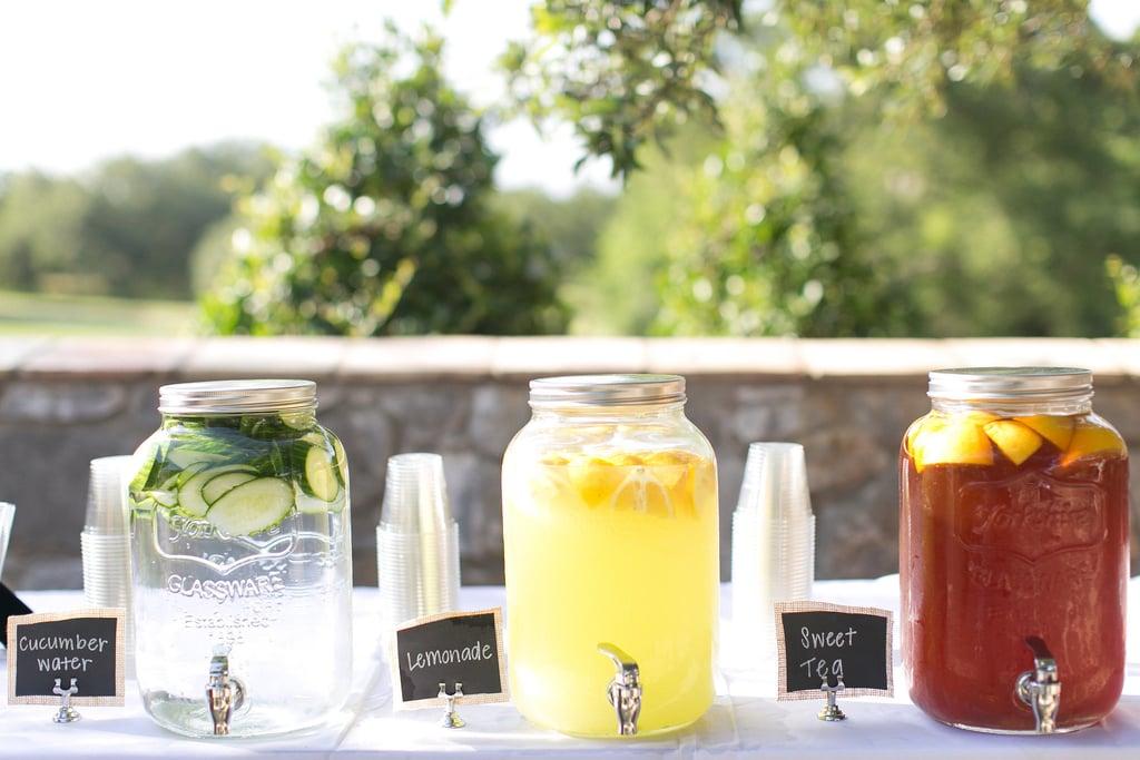 Lemonade Stand | Ideas For a Summer Wedding | POPSUGAR Home