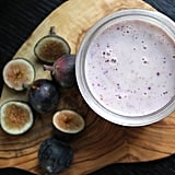 Fig, Honey, and Yogurt Smoothie