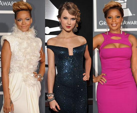Unique Necklines at 2010 Grammy Awards 2010-01-31 22:00:22