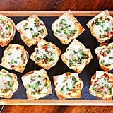 Spicy Italian Ham and Cheese Cups