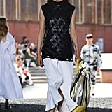 A Woven Leather Look From the 3.1 Phillip Lim Runway at New York Fashion Week