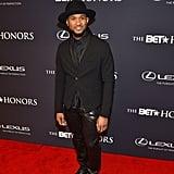 """Usher = 5'8"""""""