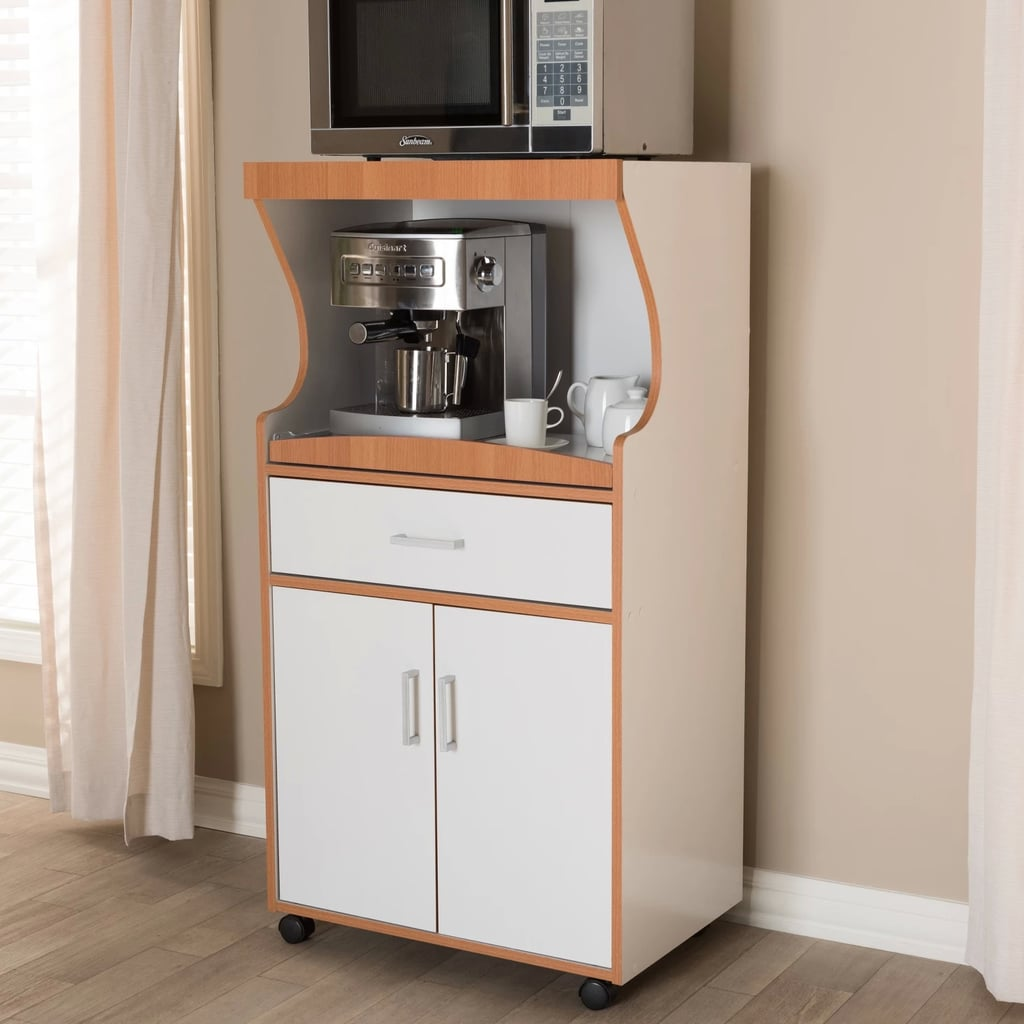 Edonia Modern and Contemporary Kitchen Cabinet