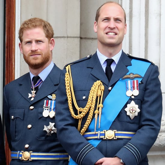 Prince Harry Talks About Relationship With Prince William