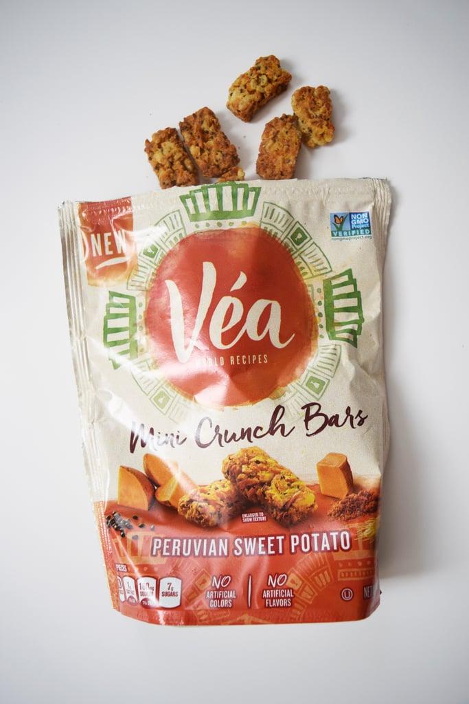 Véa Peruvian Sweet Potato Mini Crunch Bars