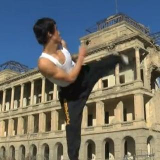 Bruce Lee Look-Alike From Afghanistan | Video