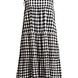 Belize Sally Gingham Midi Dress