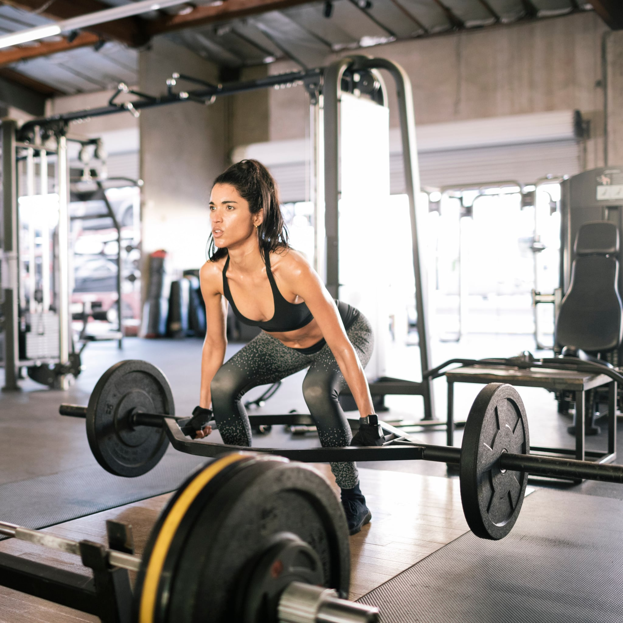 Can i gain muscle without lifting heavy weights