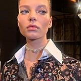 Crystal Makeup at the Chanel Métiers d'Art 2019-2020 Show