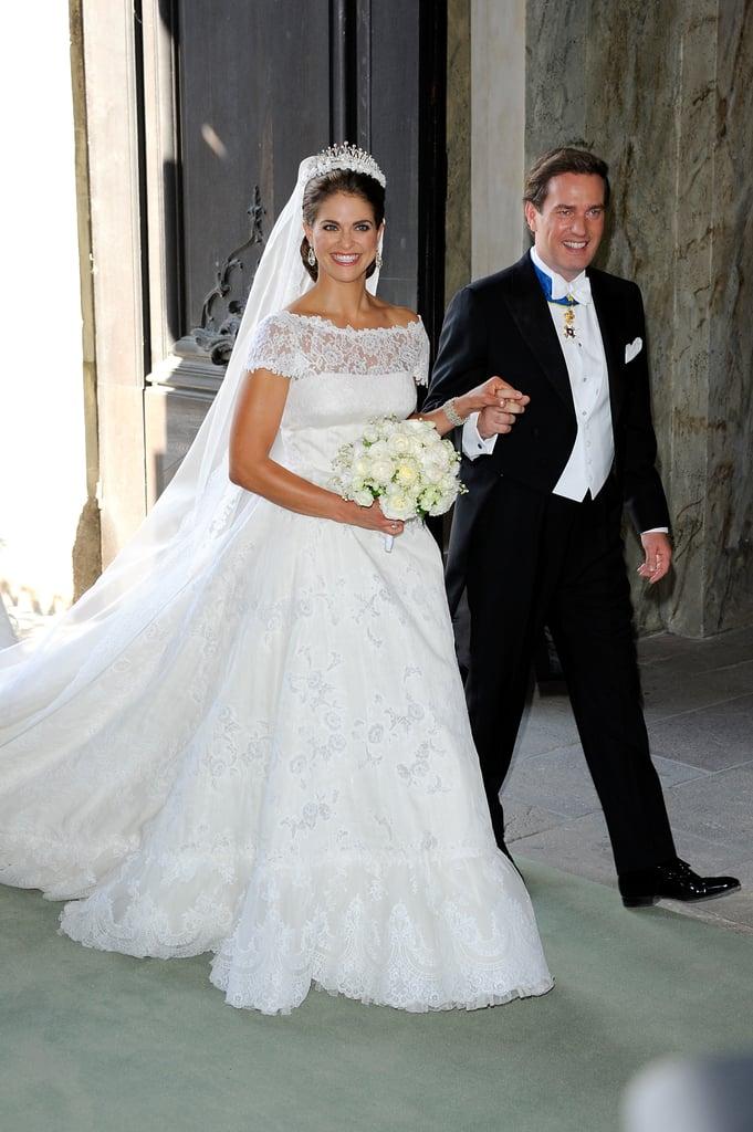 Royal Wedding Dresses | POPSUGAR Fashion