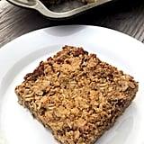 Peanut Butter Protein Granola Bars