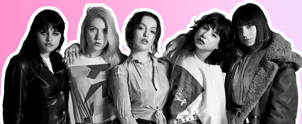 Netflix's I'm With the Band: Nasty Cherry Interview