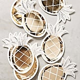 Pineapple Party Plates ($6)