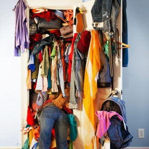 How Often Do You Clean Out Your Closet?
