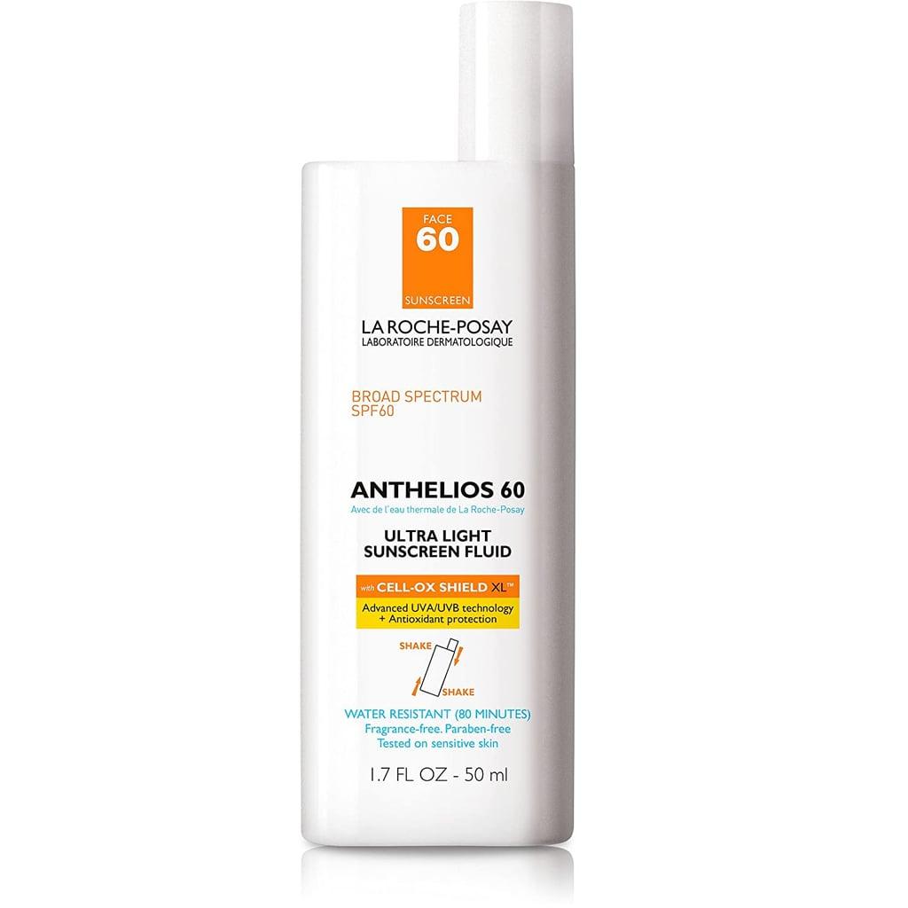 Anthelios Ultra Light Face Sunscreen SPF 60
