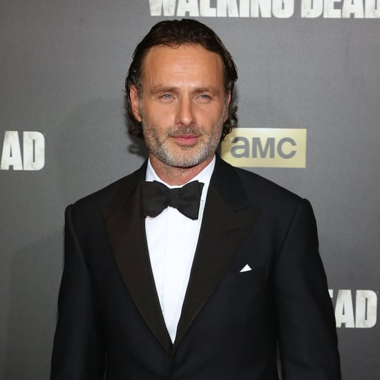 Pictures of The Walking Dead's Andrew Lincoln