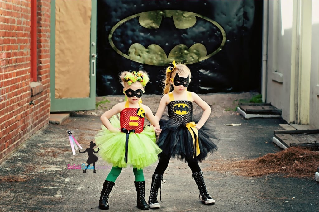 Superhero Tutu Costumes For Kids