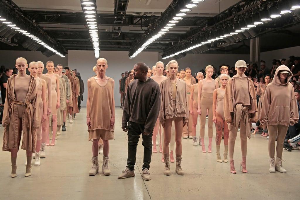 Yeezy Season 2 New York Fashion Week Spring 2016