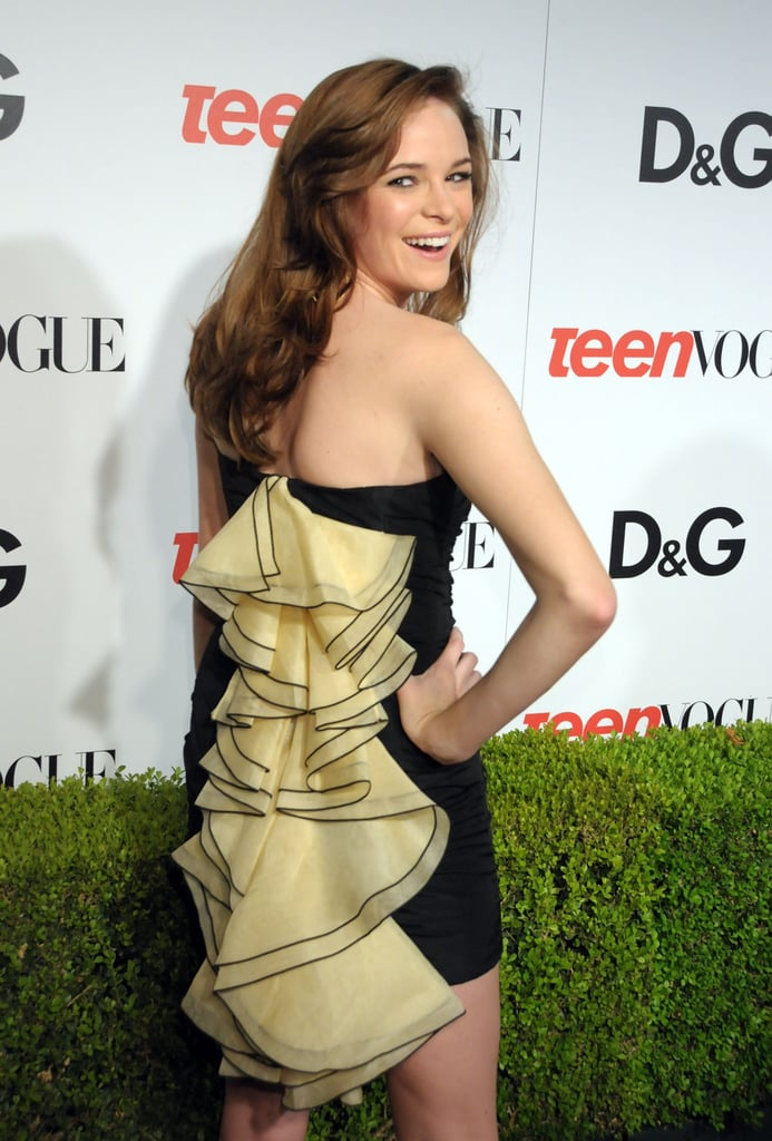 Photos of the Teen Vogue Party
