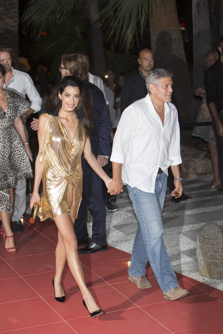 The Sexy Date Night Stunner There S No Outfit Amal