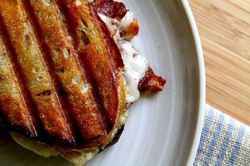 Chicken Bacon Ranch Panini | 18 Recipes That Prove Paninis Are Far ...