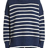 La Ligne Marin Stripe Cashmere & Wool Sweater