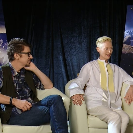 Tilda Swinton and Scott Derrickson Doctor Strange Interview