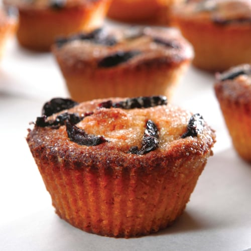 Cat Cora's Kitchen by Gaea's Feta and Olive Oil Cakes
