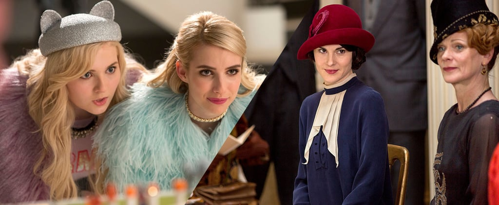 The Most Fashionable TV Shows of 2015