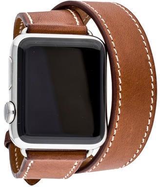 Apple x Hermès Double Tour Watch ($995)