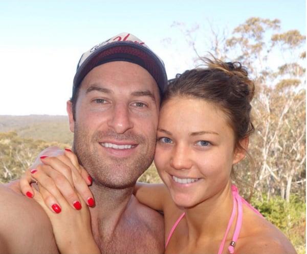 Sam Frost and Sasha Mielczarek First Valentine's Day Plans