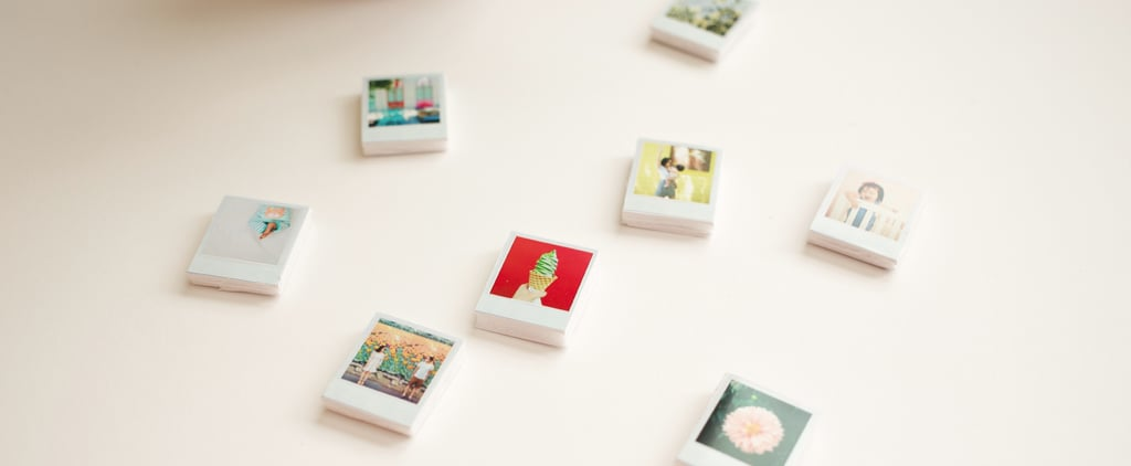 DIY Polaroid Magnets