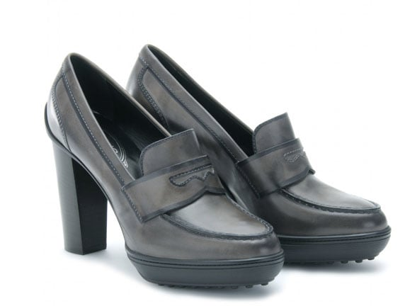 Tod's Penny Loafer Pumps