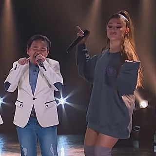 Ariana Grande Surprises the TNT Boys Video