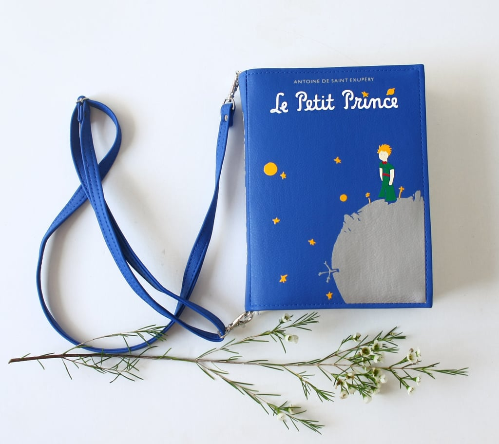 The Little Prince Faux Leather Book Bag ($105-$150)