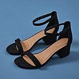 Lane Bryant Block Heel Sandal
