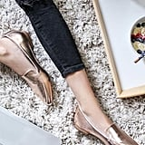 Forever 21 Faux Leather Loafers