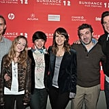 Rhys Wakefield, India Ennenga, Olivia Thirlby, Ry Russo-Young, Rosemarie DeWitt, Emanuele Secci and John Krasinski were together on the red carpet.