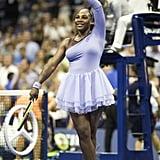 Serena Williams Wore Custom Off-White Tutus to the US Open